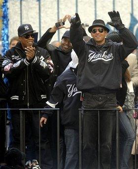 Yankees Parade Baseball
