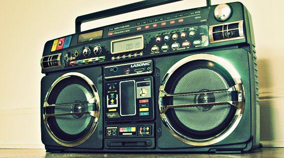 throwback tuesdays boombox a k a ghetto blaster is under swaggtruction. Black Bedroom Furniture Sets. Home Design Ideas