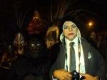 Cedars spings halloween block party