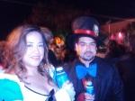 Cedars springs halloween block party